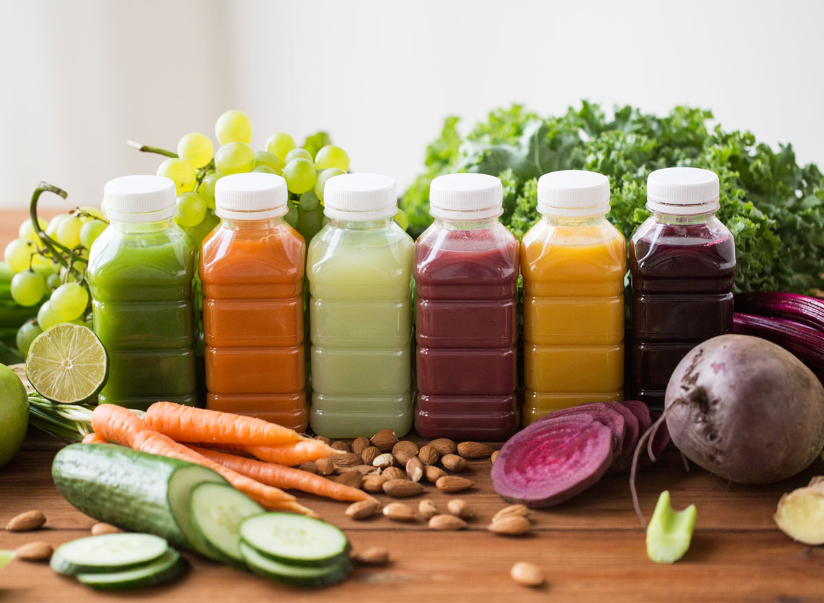 Juices That Can Detoxify Your Body